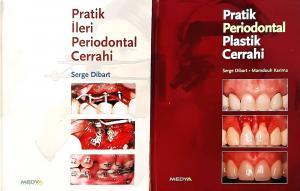 Pratik İleri Periodontal Cerrahi & Pratik Periodontal Plastik Cerrahi CİLT 1 & 2