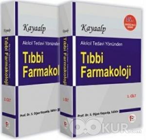 Akılcıl Tedavi Yönünden Tıbbi Farmakoloji (2 Cilt Takım)