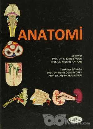 Anatomi (Ciltli)