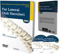 Far Lateral Disk Hernileri (Kitap+2 DVD)