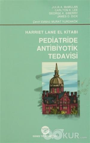 Harriet Lane El Kitabı - Pediatride Antibiyotik Tedavisi