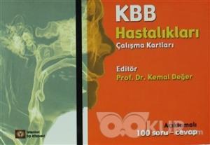 KBB Hastalıkları Çalışma Kartları (100 Adet Kart)