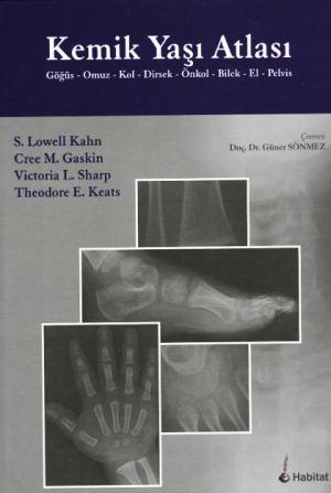 Kemik Yaşı Atlası (Ciltli)