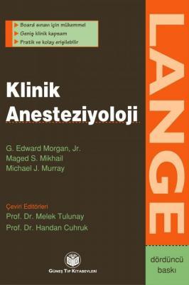Klinik Anesteziyoloji