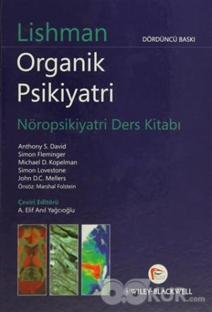 Lishman Organik Psikiyatri (Ciltli)
