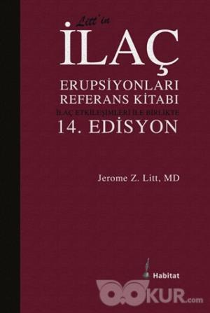 Litt'in İlaç Erupsiyonları Referans Kitabı (Ciltli)