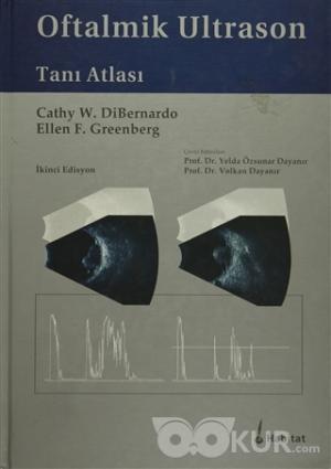 Oftalmik Ultrason Tanı Atlası (Ciltli)