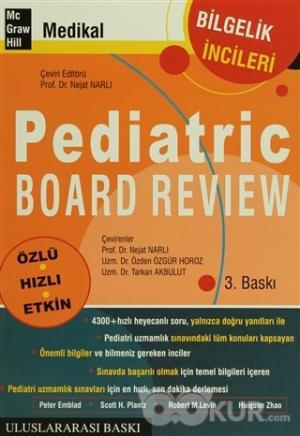 Pediatric Board Review