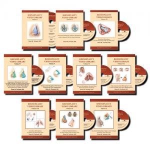 Complete 10-Volume Toriumi Rhinoplasty Video Library