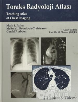 Toraks Radyoloji Atlası (Ciltli)