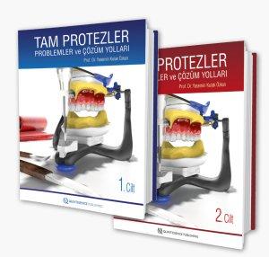 Tam Protezler: Problemler ve Çözüm Yolları - 1. ve 2. Cilt SET