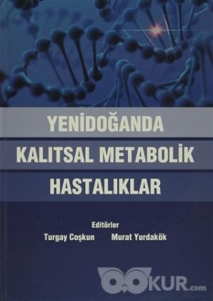 Yenidoğanda Kalıtsal Metabolik Hastalıklar (Ciltli)