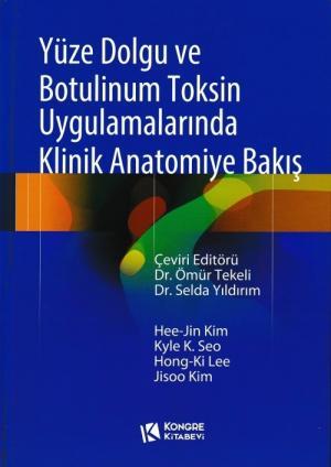 Yüze Dolgu ve Botulinum Toksin Uygulamalarında Klinik Anatomiye Bakış