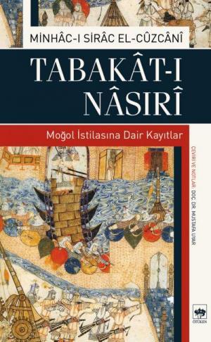 Ötüken Kitap | Tabakat-ı Nasıri Minhac-ı Sirac El-Cüzcani