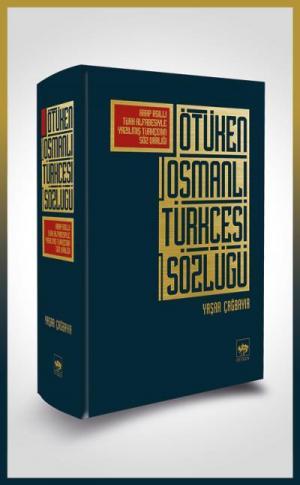 Ötüken Kitap | Ötüken Osmanlı Türkçesi Sözlüğü Yaşar Çağbayır