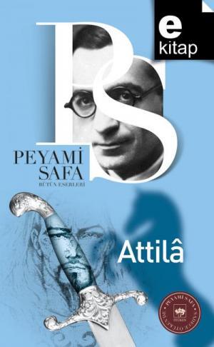 Attila / e-kitap