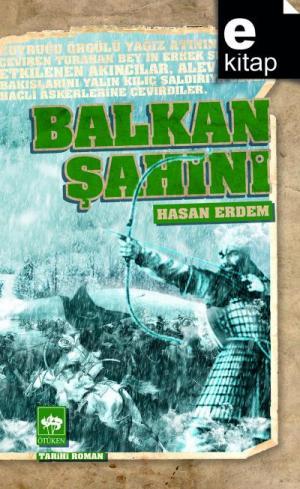 Balkan Şahini / e-kitap