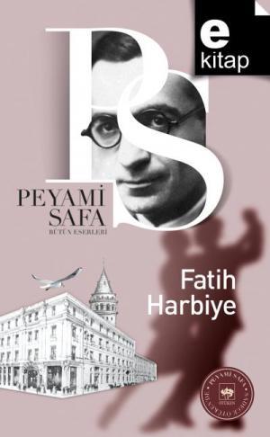 Fatih Harbiye / e-kitap