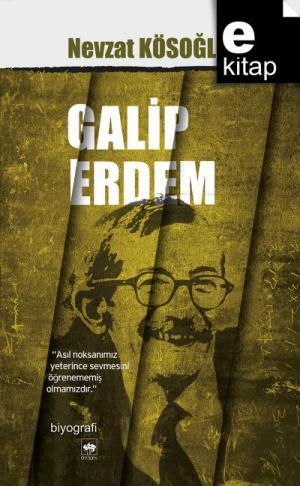 Galip Erdem / e-kitap