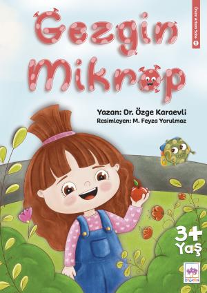 Ötüken Kitap | Gezgin Mikrop Özge Karaevli