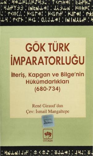 Ötüken Kitap | Göktürk İmparatorluğu Rene Giraud