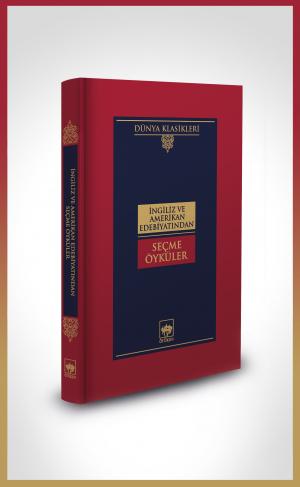Ötüken Kitap | İngiliz ve Amerikan Edebiyatından Seçme Öyküler Kolekti