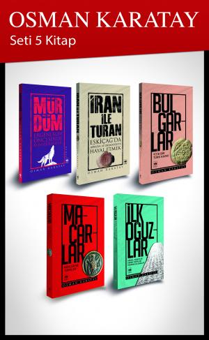 Ötüken Kitap | Osman Karatay Kitapları Seti Osman Karatay
