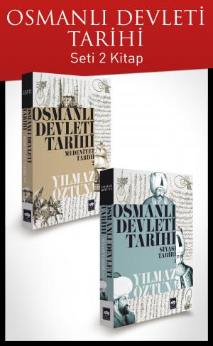 Osmanlı Devleti Tarihi Seti ( 2 KİTAP )