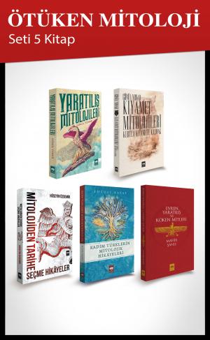 Ötüken Kitap | Mitoloji Seti ( 5 KİTAP )