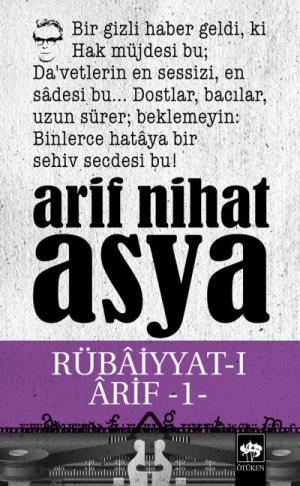 Rübaiyyat-ı Arif -I-