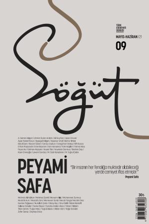 Söğüt - Türk Edebiyatı Dergisi Sayı 9 / Mayıs - Haziran 2021