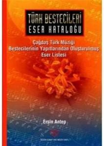 Türk Bestecileri Eser Kataloğu