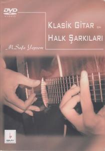 Klasik Gitar İçin Halk Şarkıları