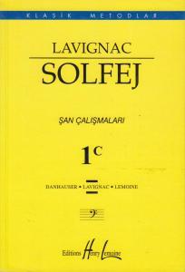 Lavignac Solfej Şan Çalışmaları 1C