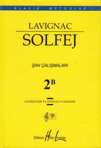 Lavignac Solfej Şan Çalışmaları 2B