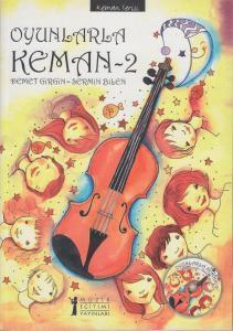 Oyunlarla Keman 2 (CD'li)