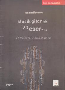 Klasik Gitar İçin 20 Eser