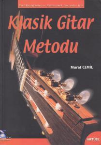 Klasik Gitar Metodu - VCD Uygulamalı