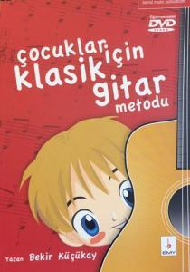 Çocuklar İçin Klasik Gitar Metodu (DVD'li)