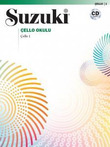 Suzuki Çello Okulu 1 - CD eşlikli