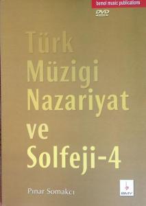 Türk Müziği Nazariyat ve Solfeji-4 DVD