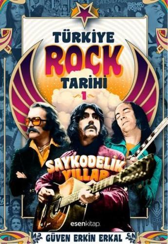Türkiye Rock Tarihi 1 %10 indirimli Güven Erkin Erkal