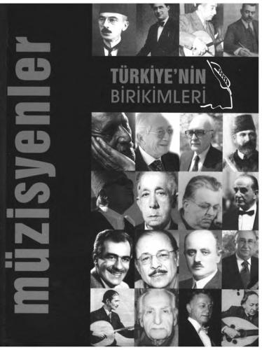 Türkiye'nin Birikimleri - Müzisyenler %10 indirimli Kolektif