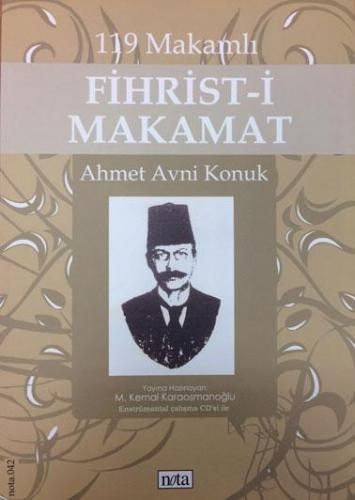 119 Makamlı Fihrist-i Makamat (CD'li)