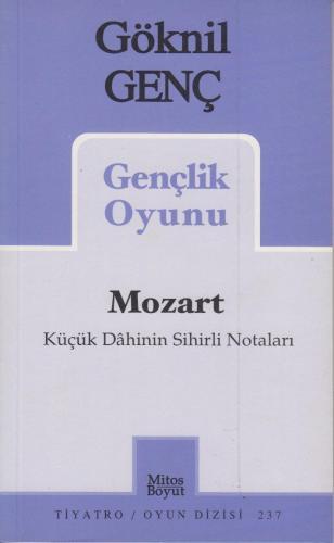 Mozart Küçük Dahinin Sihirli Notaları Gençlik Oyunu
