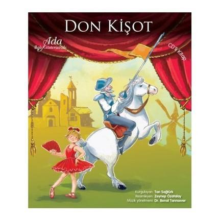 Don Kişot - Ada Bale Gösterisinde