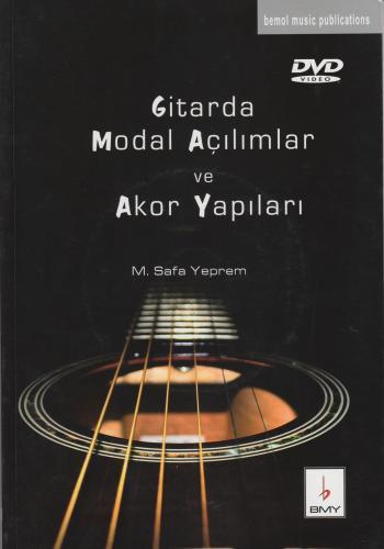 Gitarda Modal Açılımlar ve Akor Yapıları (Dvd İlaveli) %10 indirimli M