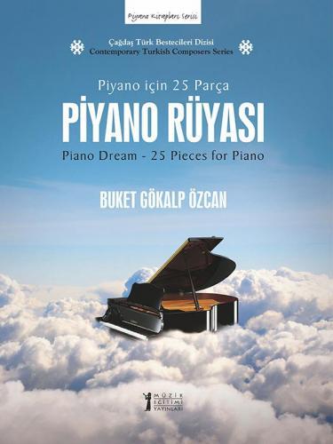 Piyano Rüyası %10 indirimli Buket Gökalp Özcan