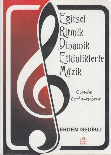 Eğitsel Ritmik Dinamik Etkinliklerle Müzik (CD)