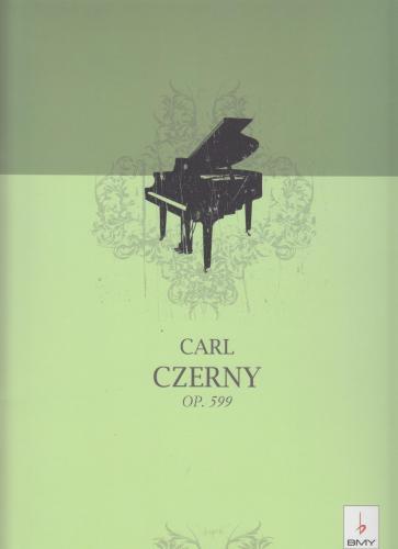 Carl Czerny Op.599 %10 indirimli Carl Czerny